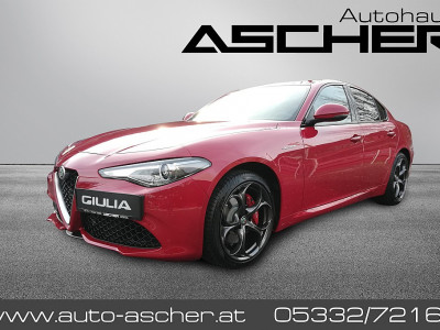 Alfa Romeo Giulia Veloce 2,2 210 ATX AWD bei HWS || Auto Ascher GmbH in